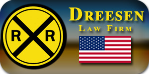 Railroad Crossing Accident Attorney - Dreesen Law Firm