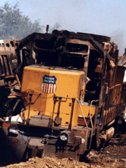Arkansas Train Accident Lawyer