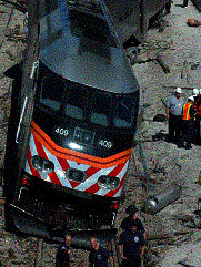 Illinios Metra Train Crash Lawyer