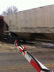 Post image for Railroad crossing accident lawsuit for death of elderly couple settled