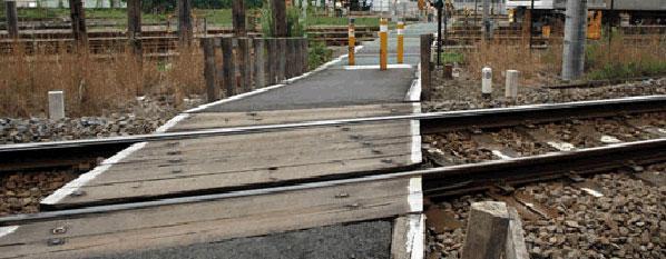 Pedestrian/Train Accident Attorney