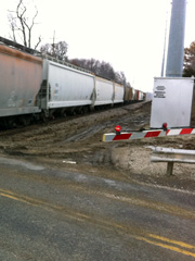 Car Train Accident In Hardeeville Sc On