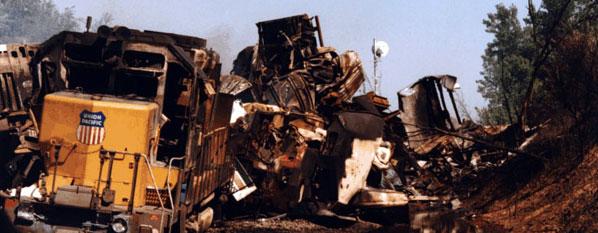Train Crash Lawyer/Attorney