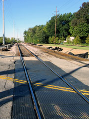 Virginia Railroad Lawyer Attorney